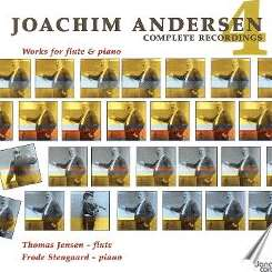 Thomas Jensen - Joachim Andersen: Works for Flute & Piano mp3 album