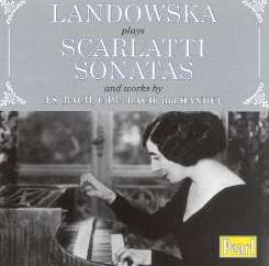 Wanda Landowska - Landowska Plays Scarlatti Sonatas mp3 album