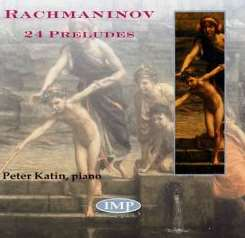 Peter Katin - Rachmaninov: The Preludes mp3 album