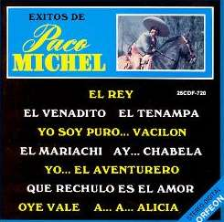 Paco Michel - Sus Grandes Exitos mp3 album
