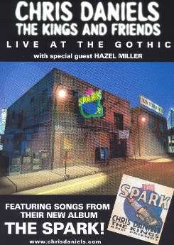 Chris Daniels - Live at the Gothic With Special Guest Hazel Miller mp3 album