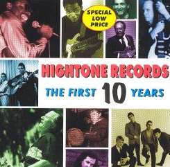 Various Artists - The Hightone Records: The First 10 Years mp3 album