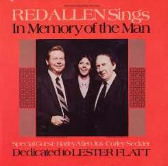 Red Allen - In Memory of the Man: Dedicated to Lester Flatt mp3 album
