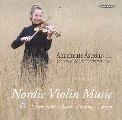 Annemarie Åström - Nordic Violin Music mp3 album