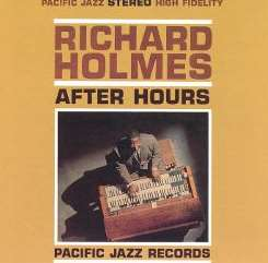 "Richard ""Groove"" Holmes - After Hours mp3 album"