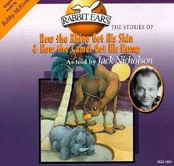 Jack Nicholson - How the Rhinocerous Got His Skin/How The Camel Got His Hump mp3 album