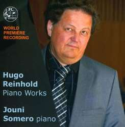 Jouni Somero - Hugo Reinhold: Piano Works mp3 album