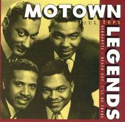 The Four Tops - Motown Legends mp3 album
