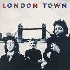 Wings / Paul McCartney - London Town